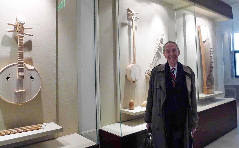 ATIP President David Kahaner in the Langfang Hotel in Langfang, China
